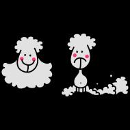 Une histoire de dos et de laine! (actualisé) dans HUMEURS mouton-tondu-