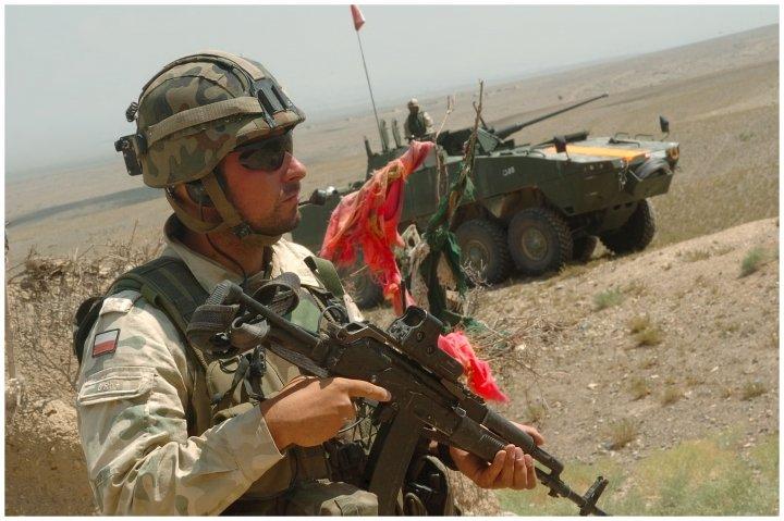 Point de vue d'administrateur dans ACTUALITE polish_army_afghanistan2