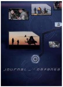 Aujourd'hui 26 avril - Le magazine « Journal de la Défense, mission défense » de mai sur la chaîne LCP dans ACTUALITE jdd-217x300