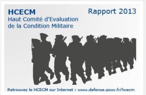 Condition militaire : 7ème rapport du HCECM dans ACTUALITE hecm-300x196